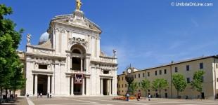 Assisi - Basilica di Santa Maria degli Angeli