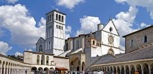 Assisi - Basilica Inferiore di San Francesco