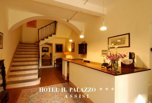 Assisi - Hotel il Palazzo * * *