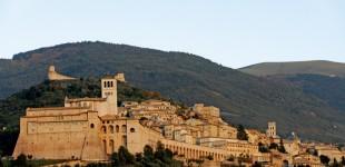 Assisi - Veduta panoramica