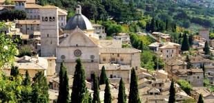 Assisi - Piazza San Rufino