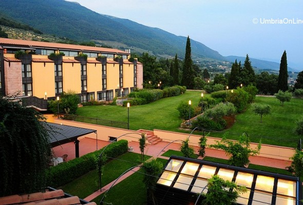 Ròseo Hotel Assisi * * * *
