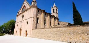 Assisi - Santuario di Rivotorto