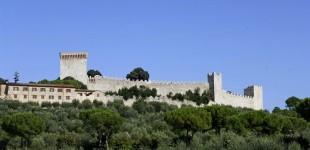 Castiglione del Lago - Castello del Leone