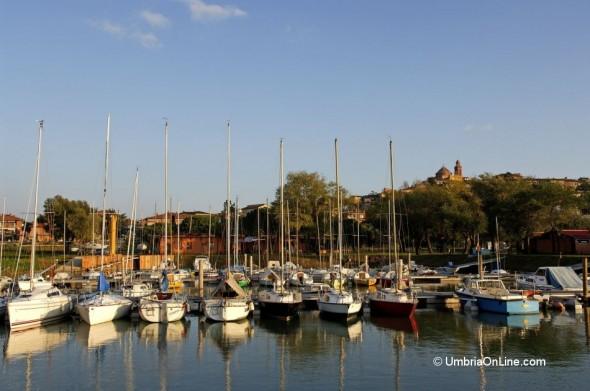 Porto di Castiglione del Lago