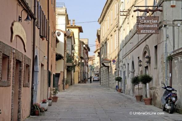 Centro storico Castiglione del Lago