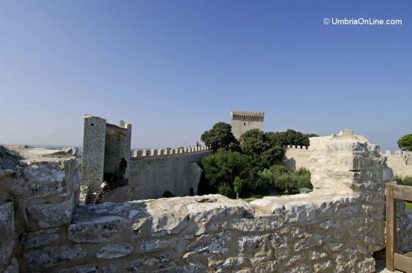 Rocca del Leone a Castiglione del Lago