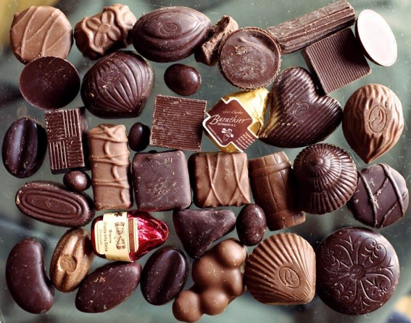 Assortimento cioccolatini
