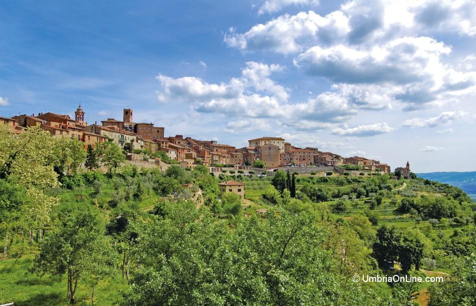 Italia Città della Pieve Grecia