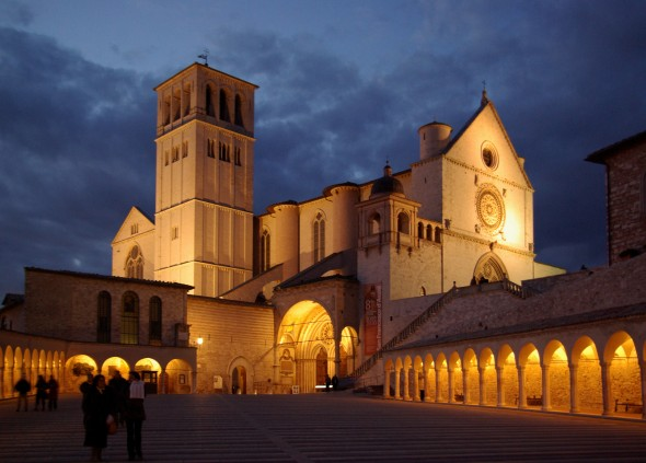 Basilica San Francesco di Assisi