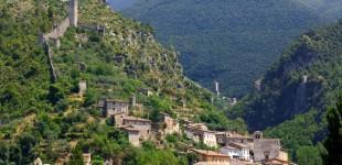 Ferentillo - Veduta panoramica