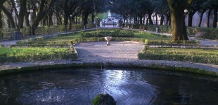 Perugia - Giardino del Frontone