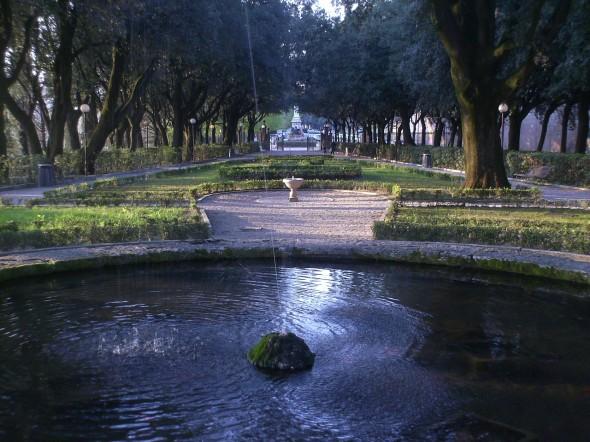 Giardino del Frontone di Perugia