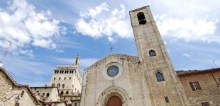 Gubbio - Chiesa di San Giovanni