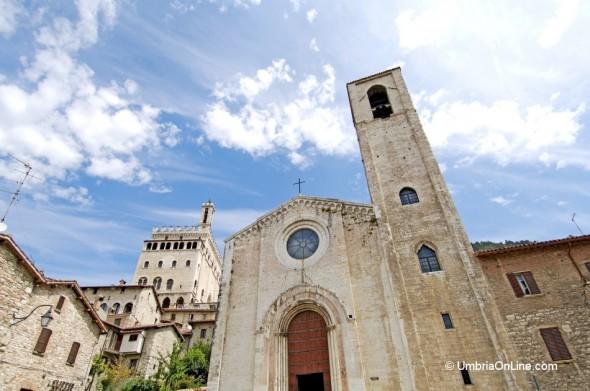 Esterno Chiesa San Giovanni di Gubbio