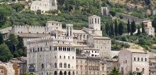 Gubbio - Veduta panoramica