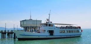Lago Trasimeno - Battello per le Isole
