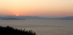 Lago Trasimeno - Tramonto