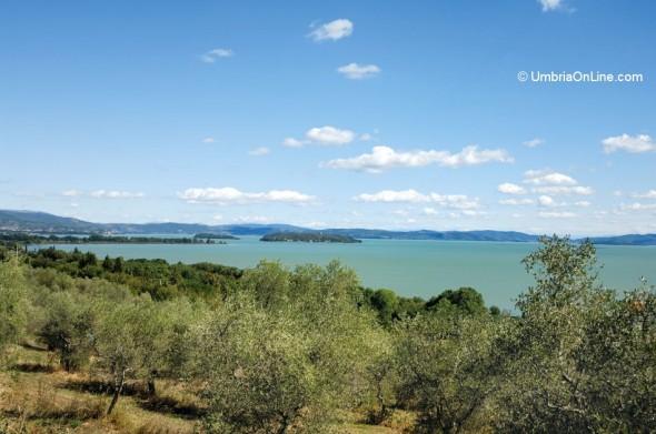 Isola Maggiore del Lago Trasimeno