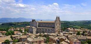 Orvieto - Veduta centro storico