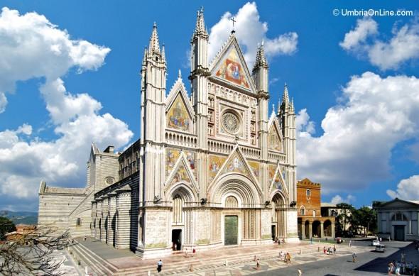 Immagine del Duomo di Orvieto