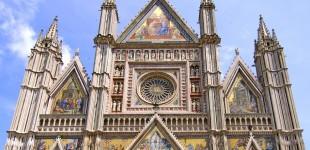 Orvieto - Rosone del Duomo di Orvieto