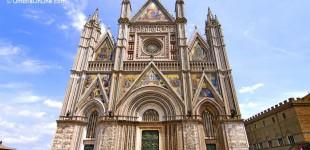 Orvieto - Scala del Duomo di Orvieto