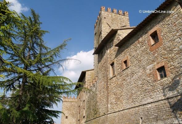 Il Castello di Parrano