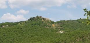 Parrano - Veduta panoramica