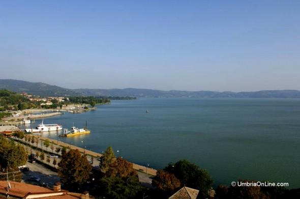 Porto turistico di Passignano sul Trasimeno