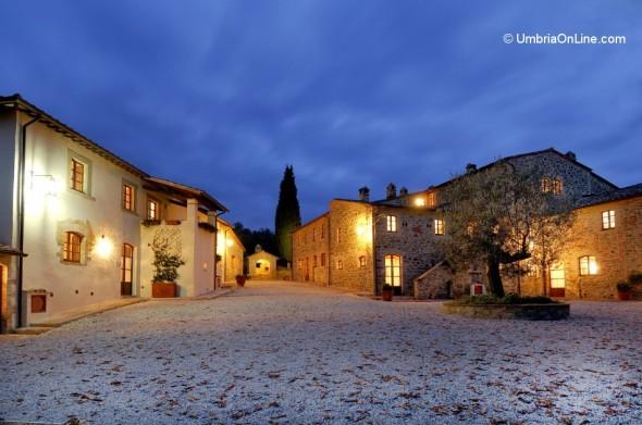 Relais Borgo Torale a Passignano sul Trasimeno