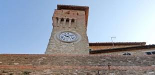 Passignano sul Trasimeno - Torre dell'orologio