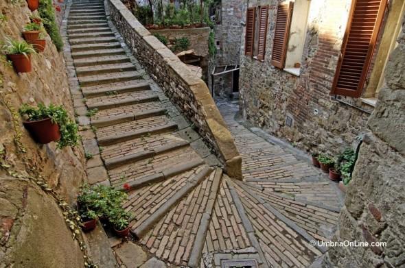 Centro storico Passignano sul Trasimeno