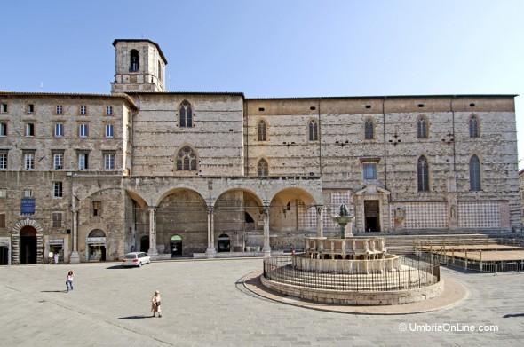 La Cattedrale di San Lorenzo a Perugia