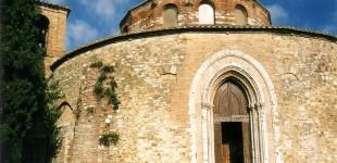 Perugia – Chiesa di Sant'Angelo