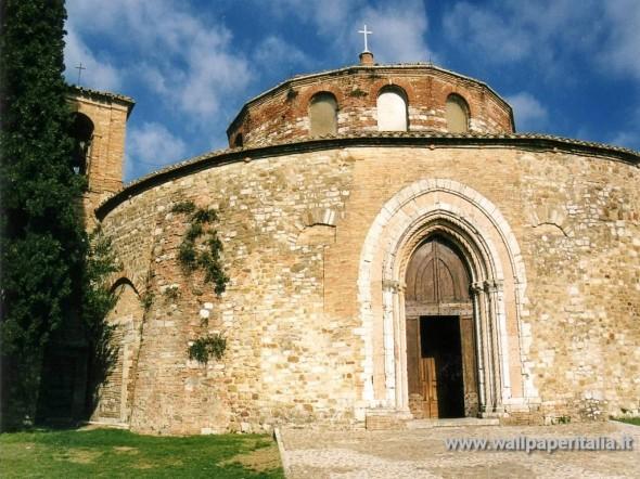 La Chiesa di Sant'Angelo a Perugia