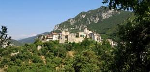 Terni - borgo di Papigno