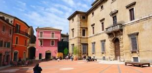 Acquasparta - Palazzo Cesi