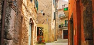 Acquasparta - Porta per il centro storico