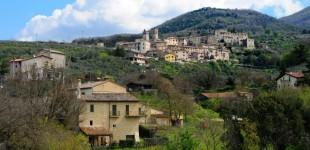 Acquasparta - Borgo di Portaria