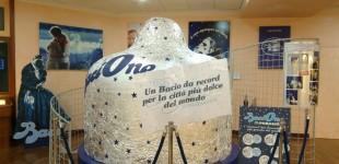 Perugia - Un Bacio Perugina da record per la città più dolce del mondo
